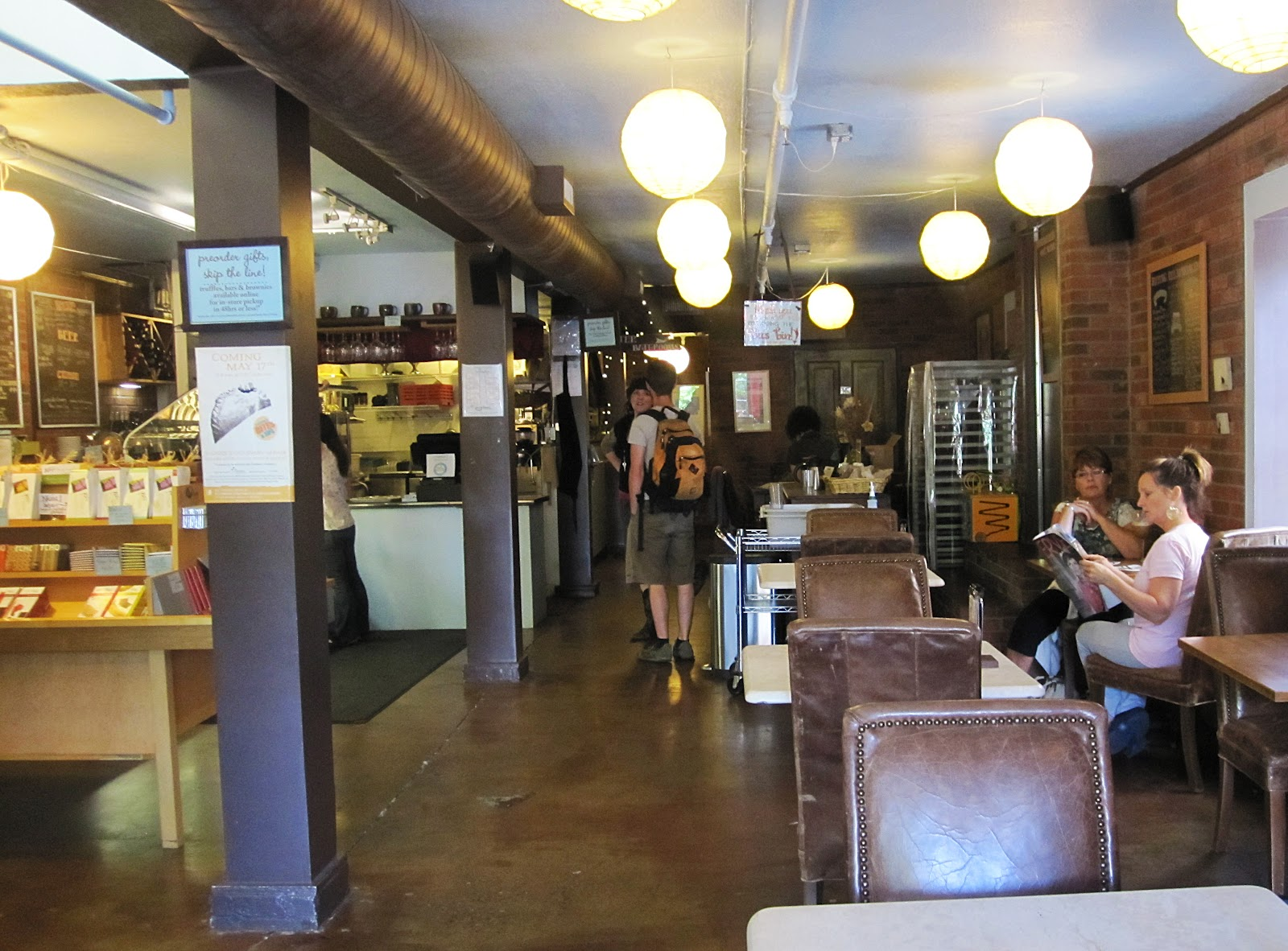 Zest Chocolat Chocolate Shop Review French Broad