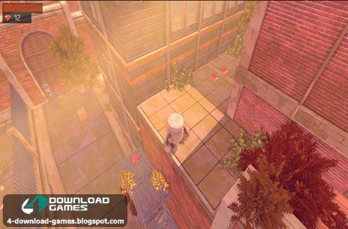 لعبة المغامرات والذكاء Scrap Garden
