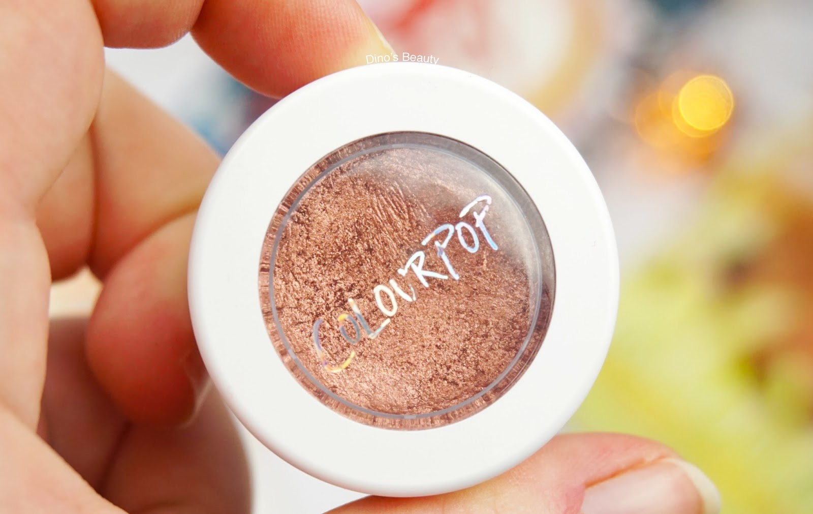 Beauty, Lifestyle, Beauty Bloggers, Bloggers, Lifestyle Bloggers, 2016, 2016 Favourites, Colourpop, Super Shock, Eyeshadow, Colourpop Eyeshadow, Weenie, Rose Gold