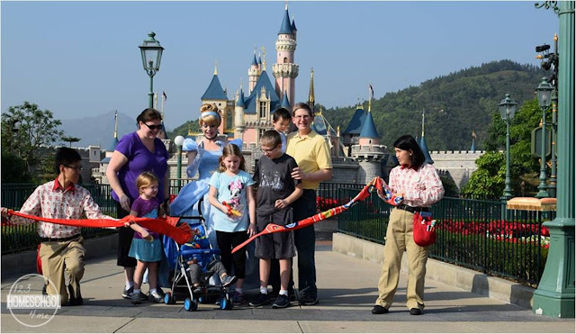 hong kong disneyland was a wondreful way to cap off our adoption trip