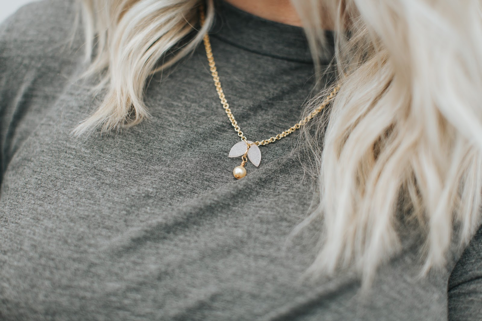 Color by Amber, Utah Fashion Blogger, Necklace
