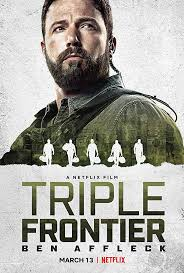 Triple Frontier (2019) Hindi Dual Audio BluRay | 720p | 480p