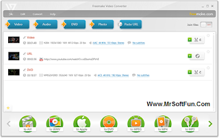Freemake Video Converter v4.1.9.34 Portable