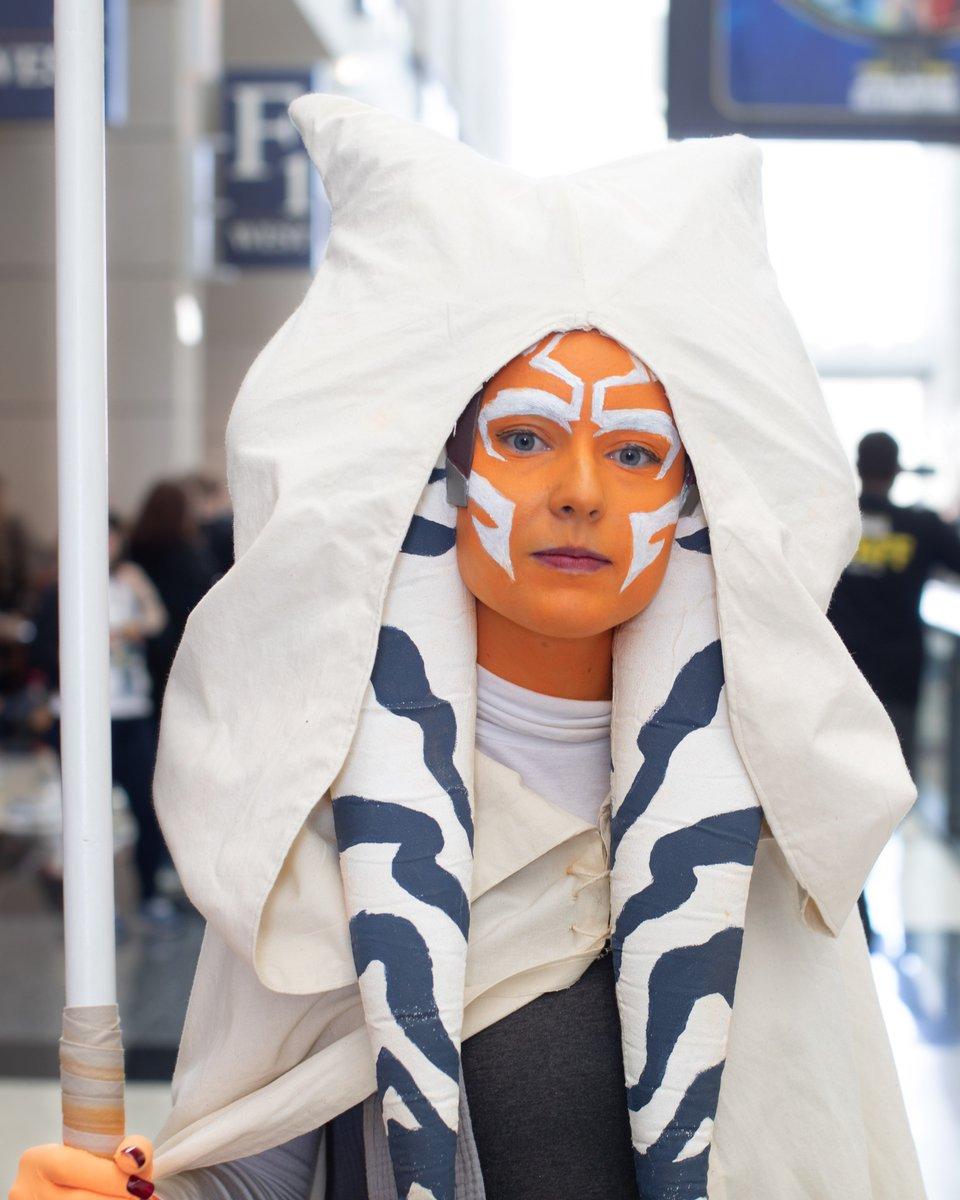 ashoka cosplay costume