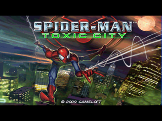 Spider man toxic city game download