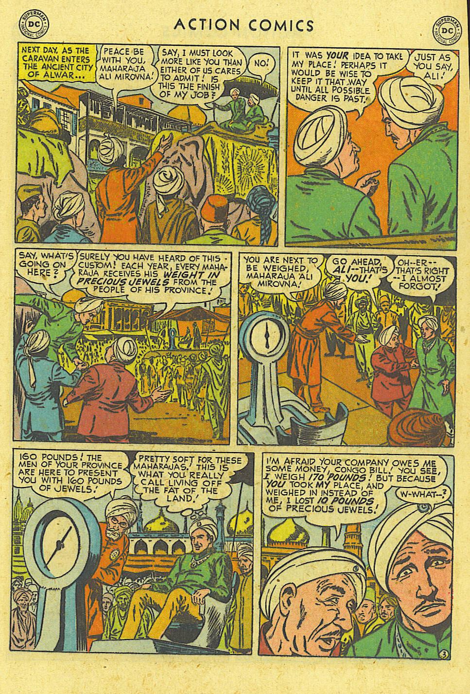 Action Comics (1938) 162 Page 21