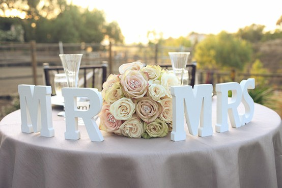 Wedding Sweetheart Table Ideas Instead Of The Bride And Groom Sitting With Entire Bridal Party Many S Are Opting For A