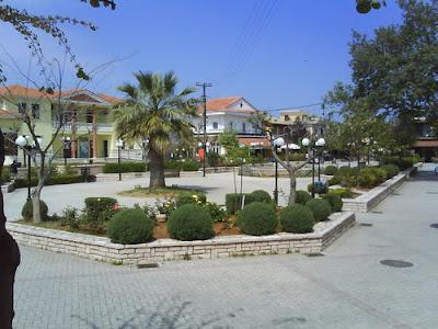 Πρόταση για στεγασμένους κοινόχρηστους χώρους στην Πέρδικα