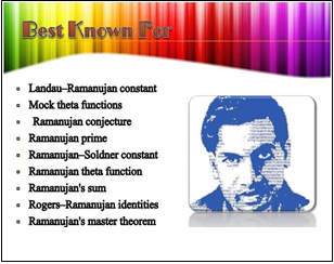 GANIT Week,CBSE Schools,Ramanujan Birth day