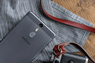 infinix hot s grey color