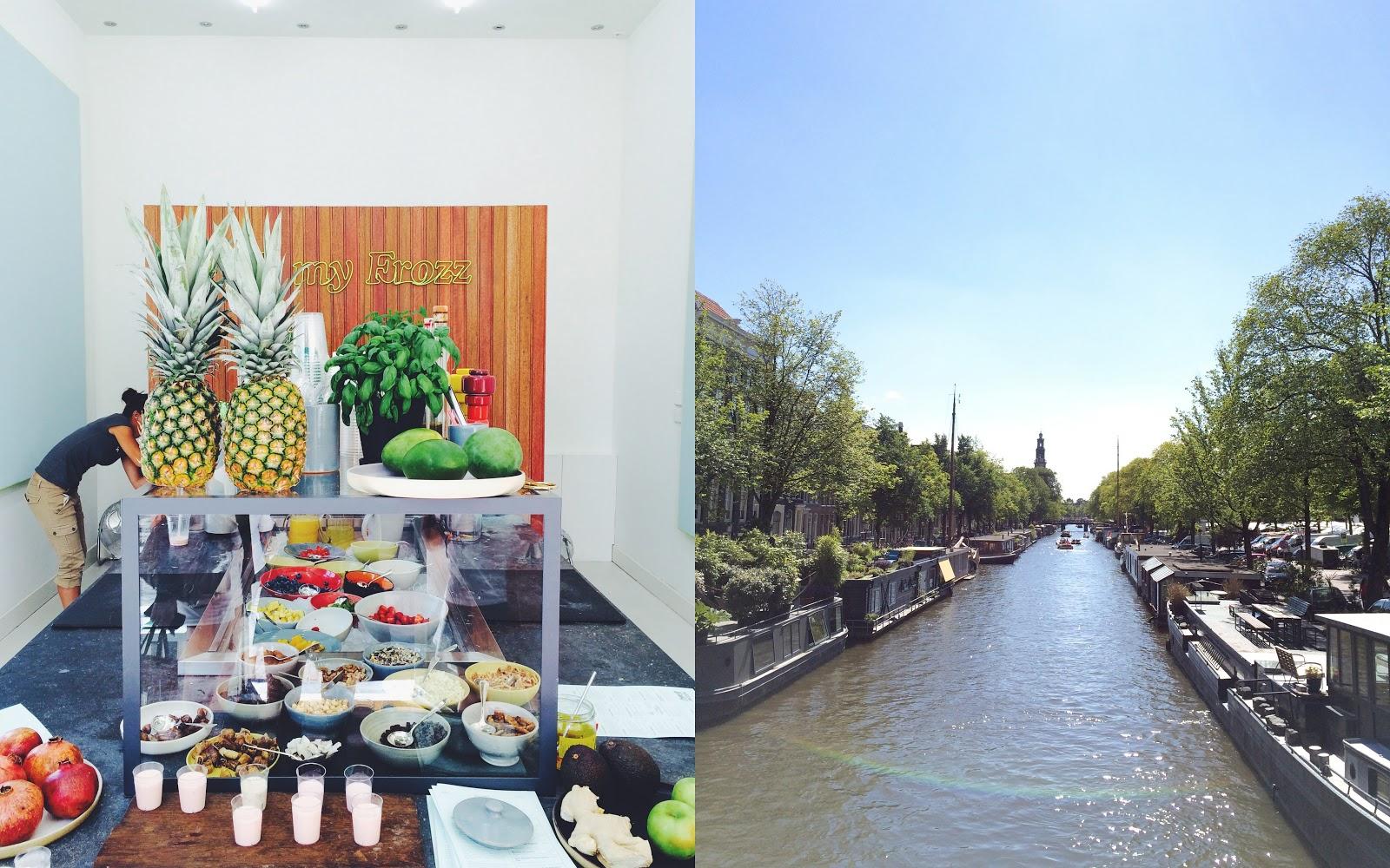 Frozz Amsterdam Hotspot Guide