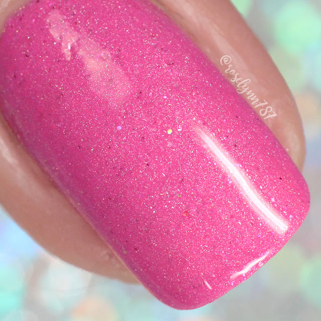 Supermoon Lacquer - Twinkle Yell