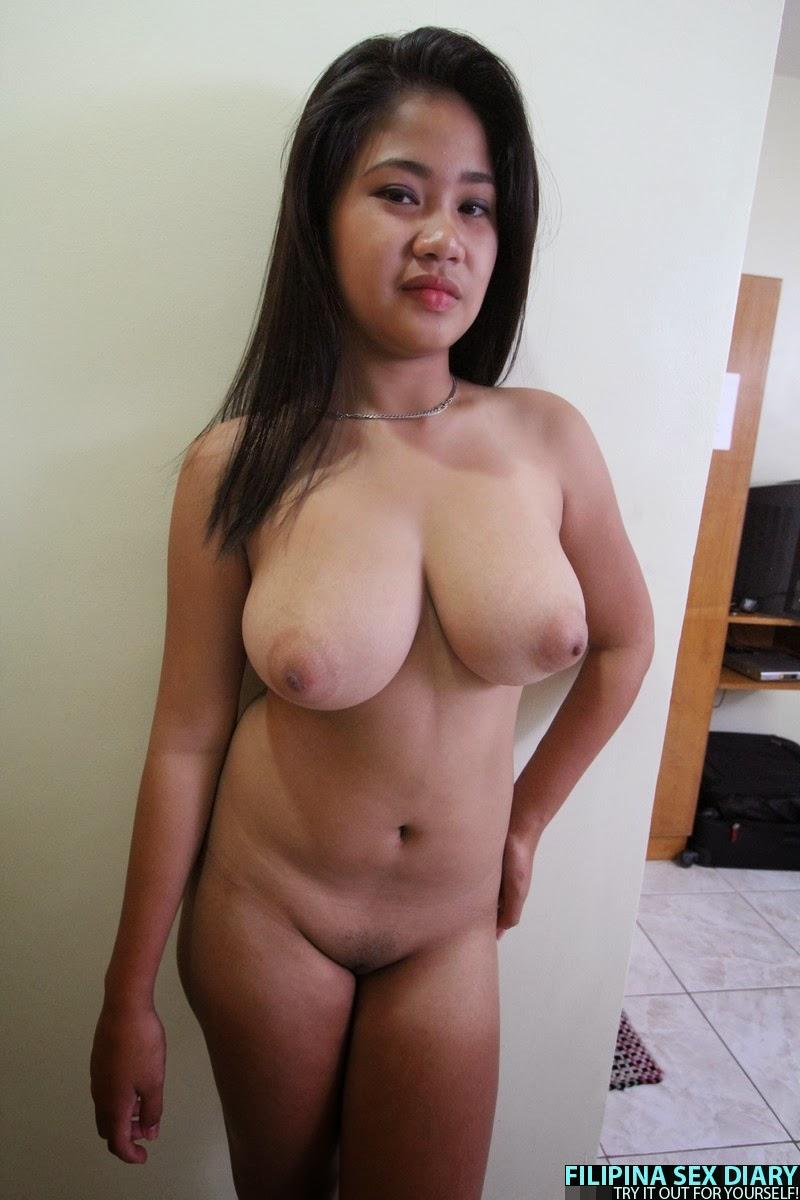 AmatureChiXXX: Busty Filipina Potchie