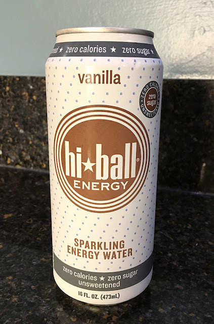 Vanilla Hi Ball Energy