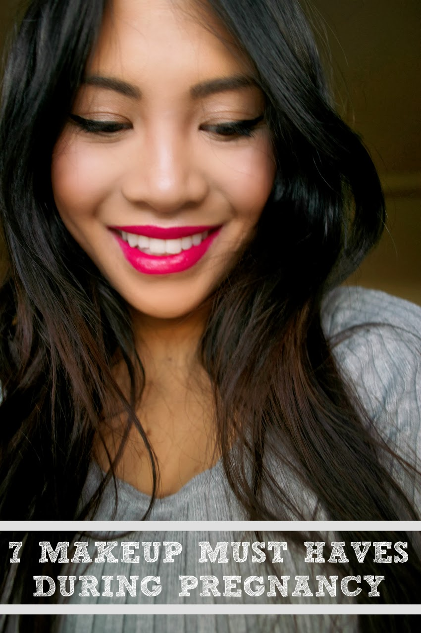 Beauty Must Haves: Emma Cristy: 7 MAKEUP MUST HAVES DURING PREGNANCY