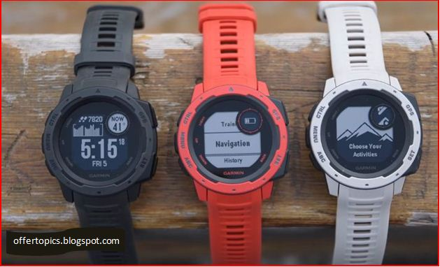 The Trending Stuff About Garmin Instinct Review