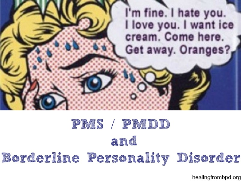 pmdd relationship stories and advice