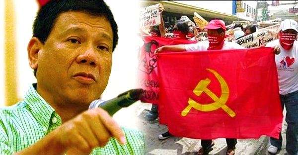 Image result for duterte: all out war to NPA