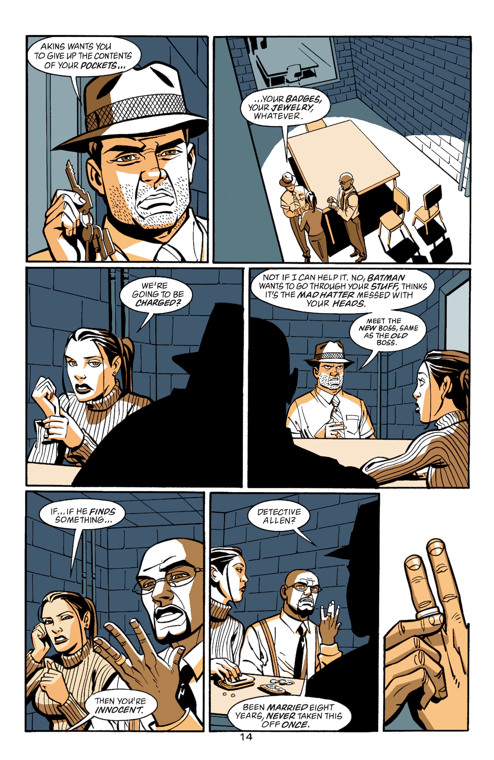 Detective Comics (1937) 759 Page 14
