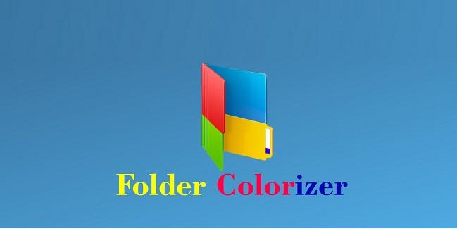 برنامج تغيير لون الملفات للويندوز Folder Colorizer