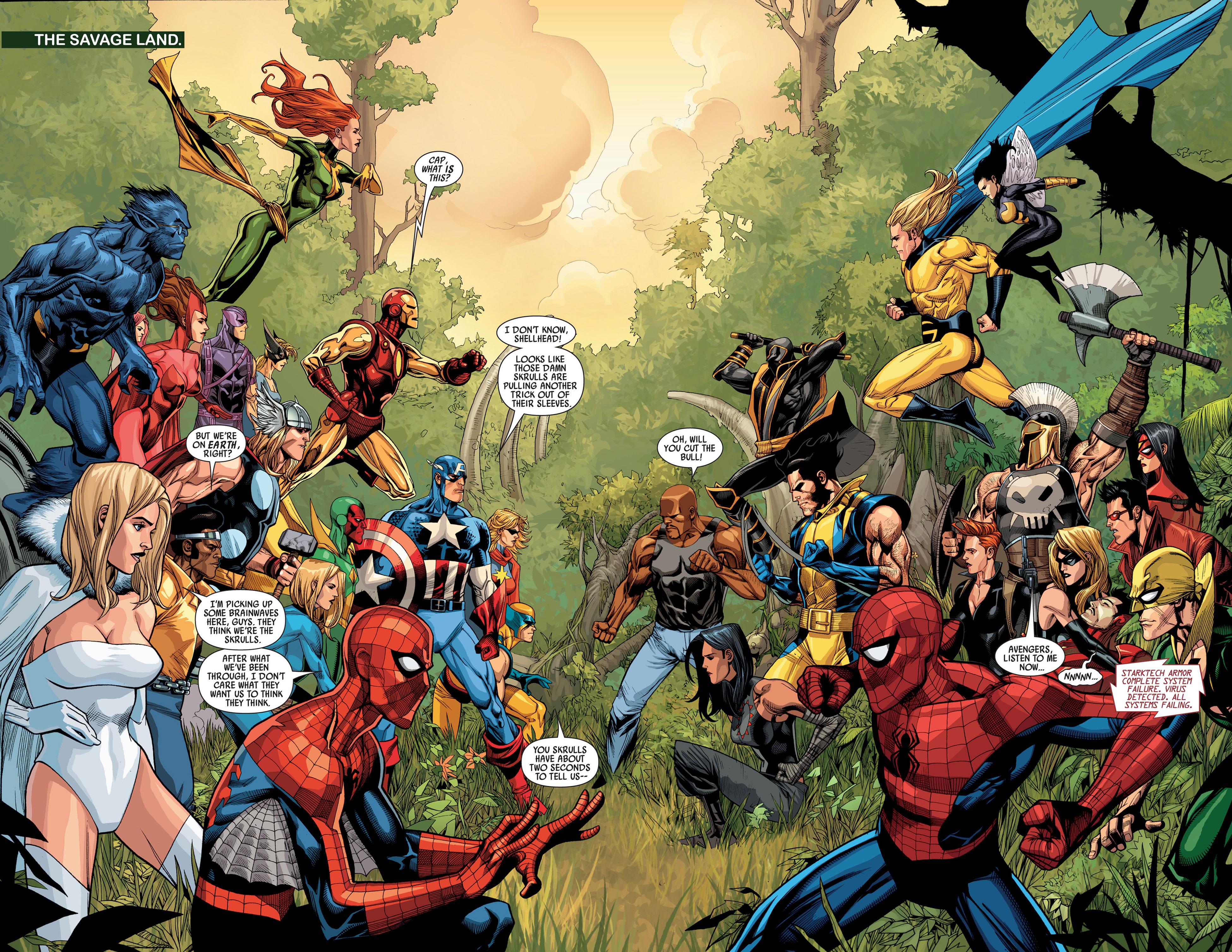 Read online Secret Invasion comic -  Issue #2 - 3