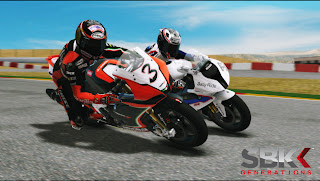 SBK Generations (X-BOX360) 2012