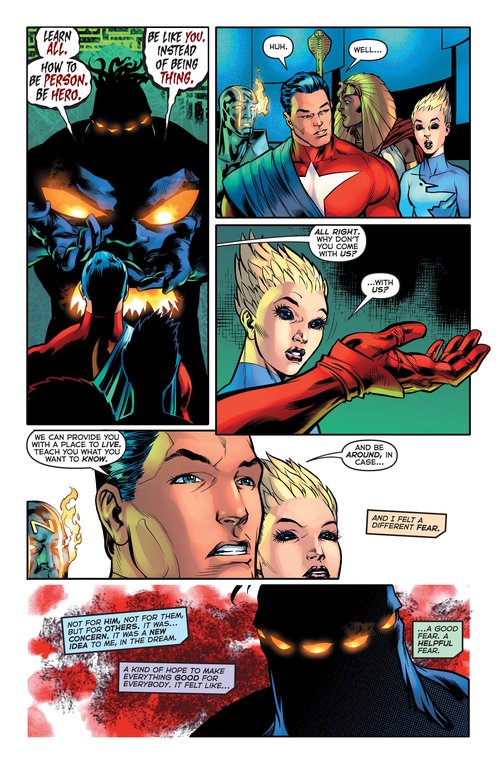 Read online Astro City comic -  Issue #31 - 24