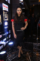 Meghana Gore looks super cute in Black Dress at IIFA Utsavam Awards press meet 27th March 2017 34.JPG
