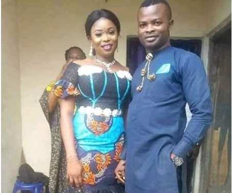 So Sad Lady & Her Husband-to-be Die In Accident Weeks To Their Wedding
