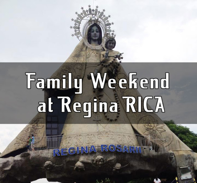 Family Weekend at Regina RICA