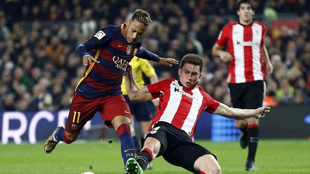 El cuerpo técnico del FC Barcelona elige a Laporte como refuerzo