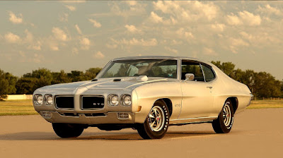 1970 Pontiac LeMans GTO Ram Air IV 400 Front Left