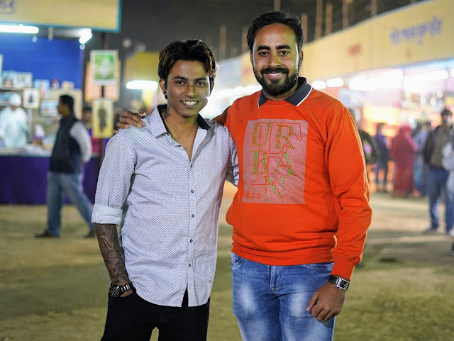 Sourajit Saha & Uttiyo Dey 1
