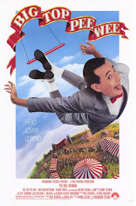 Big Top Pee-wee Poster