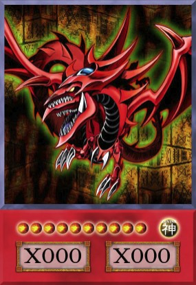 Yugioh Anime Cards: Sl...