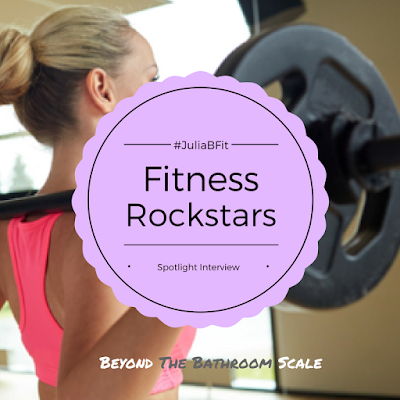 The Fitness Rockstars Spotlight Interview #JuliaBFit