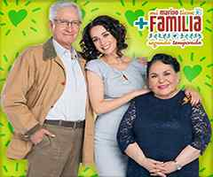 Telenovela Mi marido tiene más familia