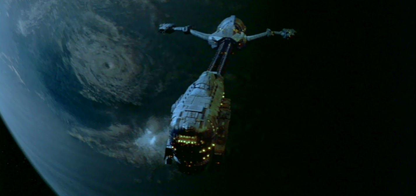 La nave de Horizonte Final.