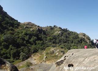 mount abu hill station