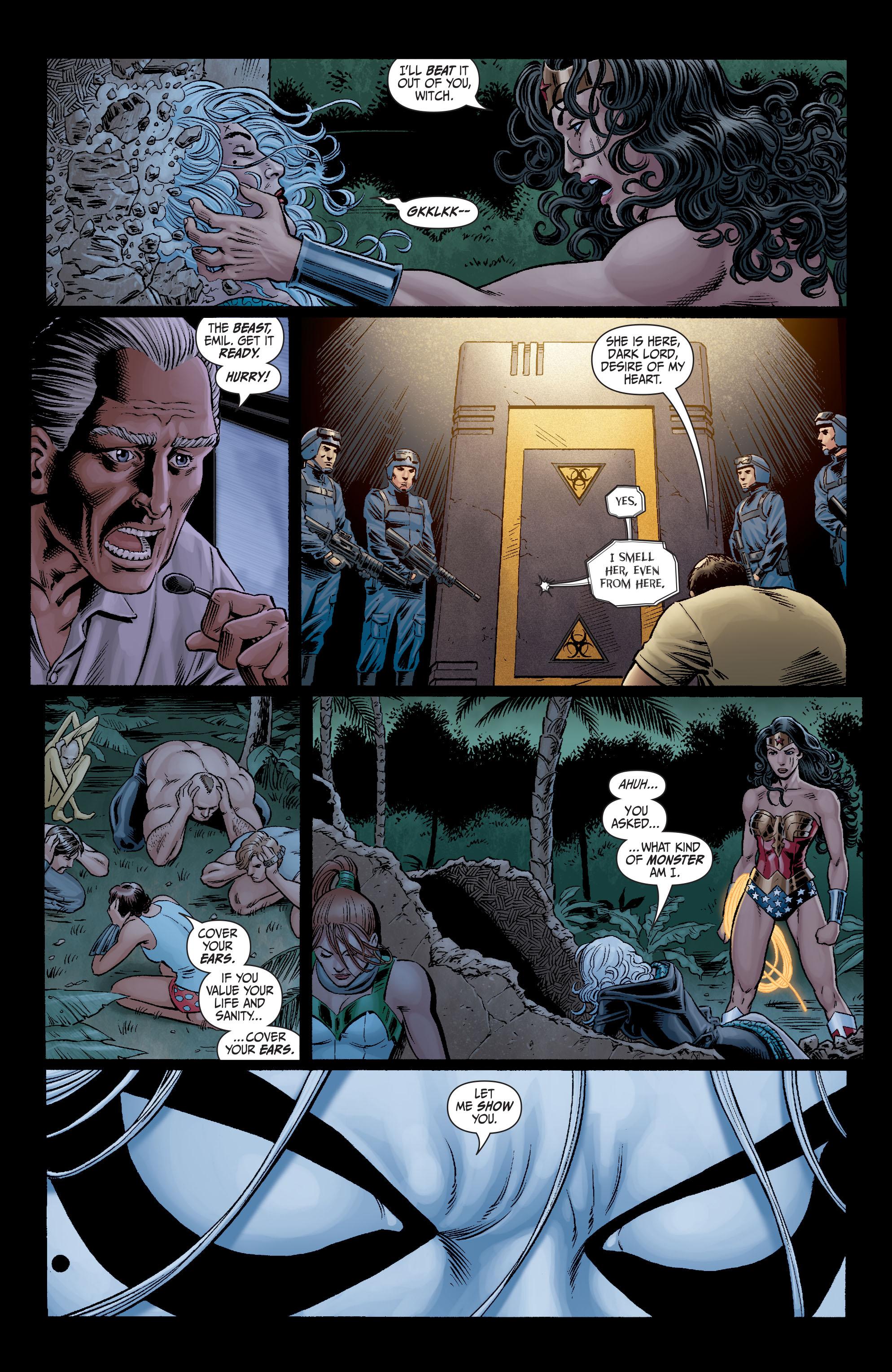 Read online Secret Six (2008) comic -  Issue #12 - 11