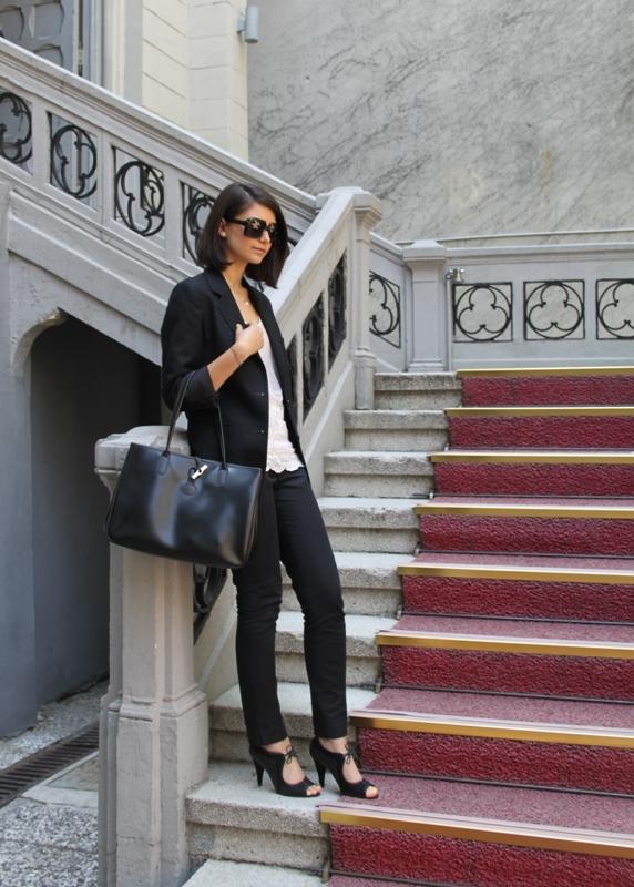 dress code dark suit