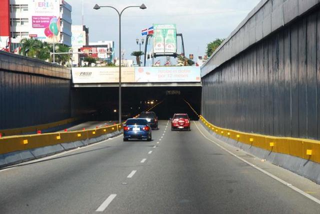 túneles y elevados