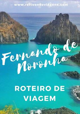 Roteiro de Viagem Fernando de Noronha
