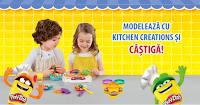 Castiga electrocasnice Philips si rezerve de Play-Doh pentru un an
