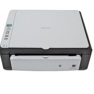 Ricoh SP 111SU Mono Multi Function Laser Driver Download