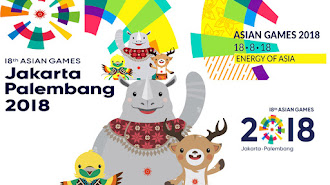Berikut Jadwal Pertandingan Indonesia di Asian Games 2018 Hari Ini