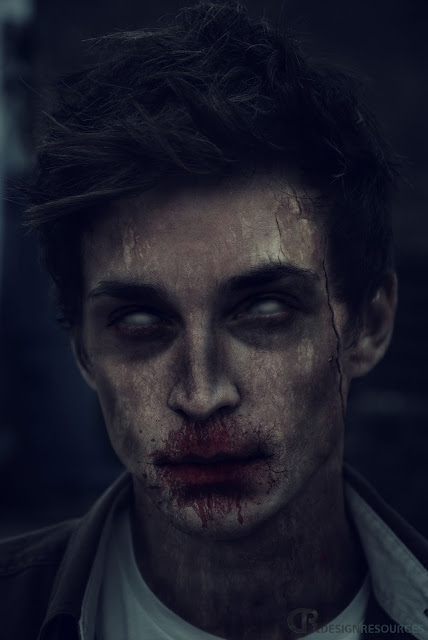 Video Tutorial: Turn a Portrait into a Zombie in Photoshop