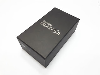 Dus Hape Samsung Galaxy S2 GT-I9100 Bekas