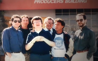 Dustin Hoffman con Kim Peek