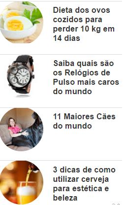 Popular post com Circle thumbnails dengan